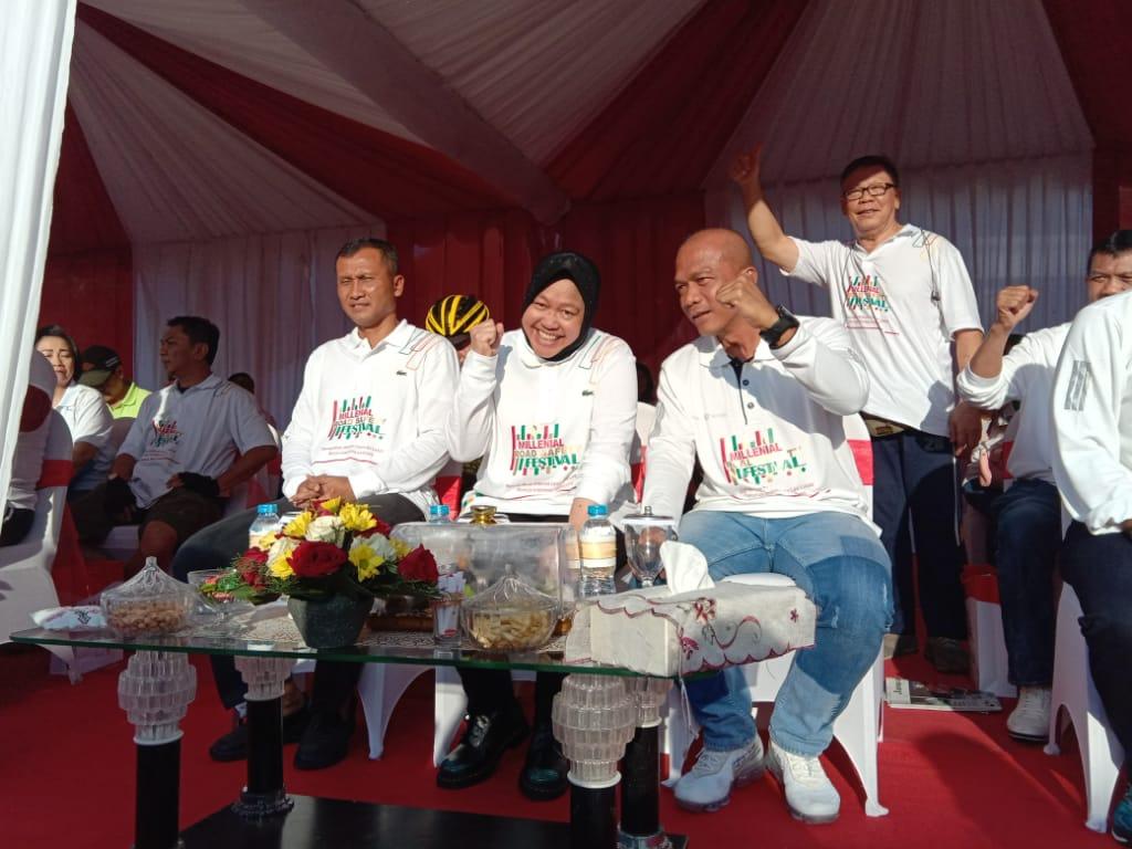 Wali Kota Surabaya Ingatkan Pentingnya Keselamatan Berkendaraan