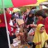 Uniknya Bertransaksi Menggunakan Tempurung Kelapa di Pasar Batok Blitar