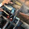Satu Rumah Hangus Terbakar yang Diduga Arus Pendek