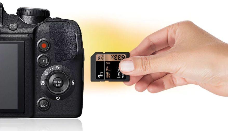 Lexar Luncurkan SD Card Terbesar di Dunia