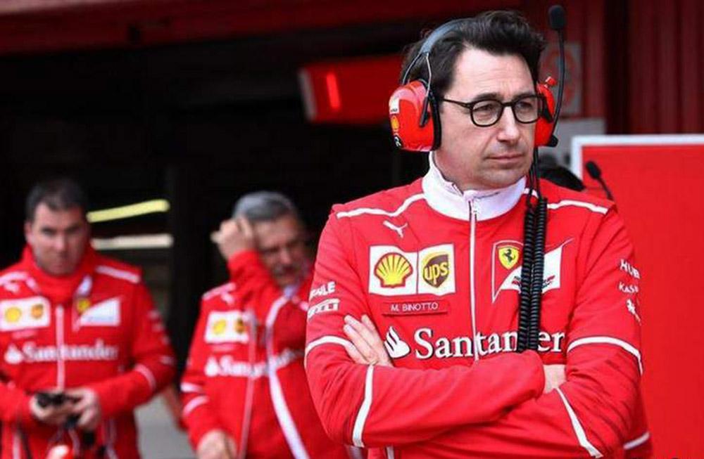 Ferrari Janji Bangkit di Grand Prix Azerbaijan