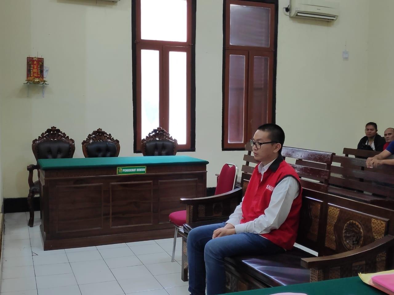 Warga Kramat Gantung Surabaya Edarkan Pil Ekstasi, Begini Dakwaannya