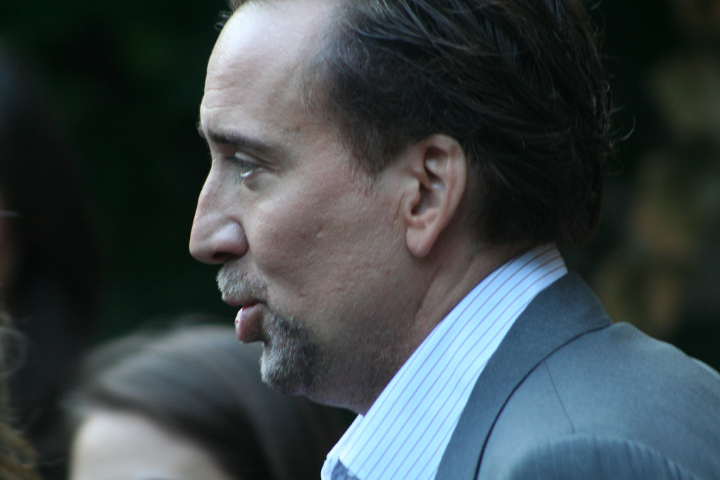 Nicolas Cage Akhiri Empat Hari Pernikahannya