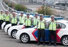 Operasi Zebra Semeru, Polres Ngawi Tilang Ratusan Pengendara Motor