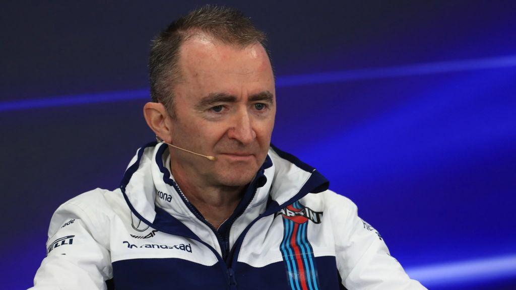 Paddy Lowe Tinggalkan Williams jelang Formula 1