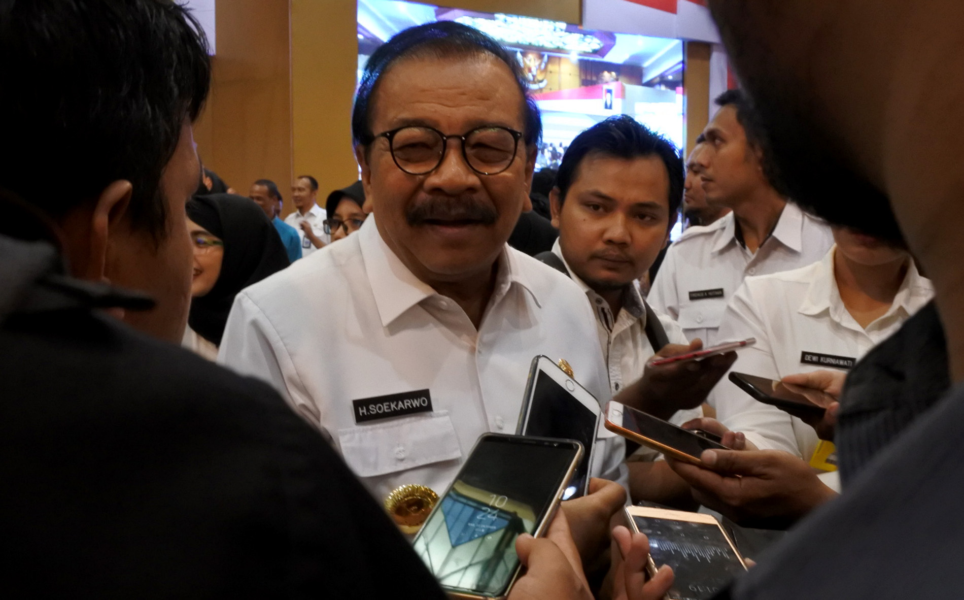 Pengamat Nilai Pidato Soekarwo Sarat Pesan Politis