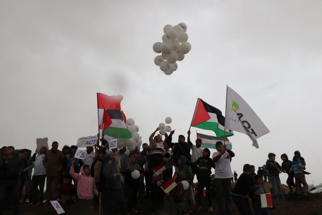 Indonesia Tak Akan Melupakan Palestina