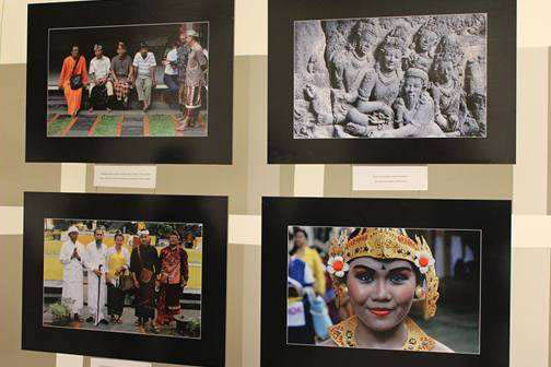 Potret Kerukunan Beragama di Indonesia Dipamerkan di Slowakia