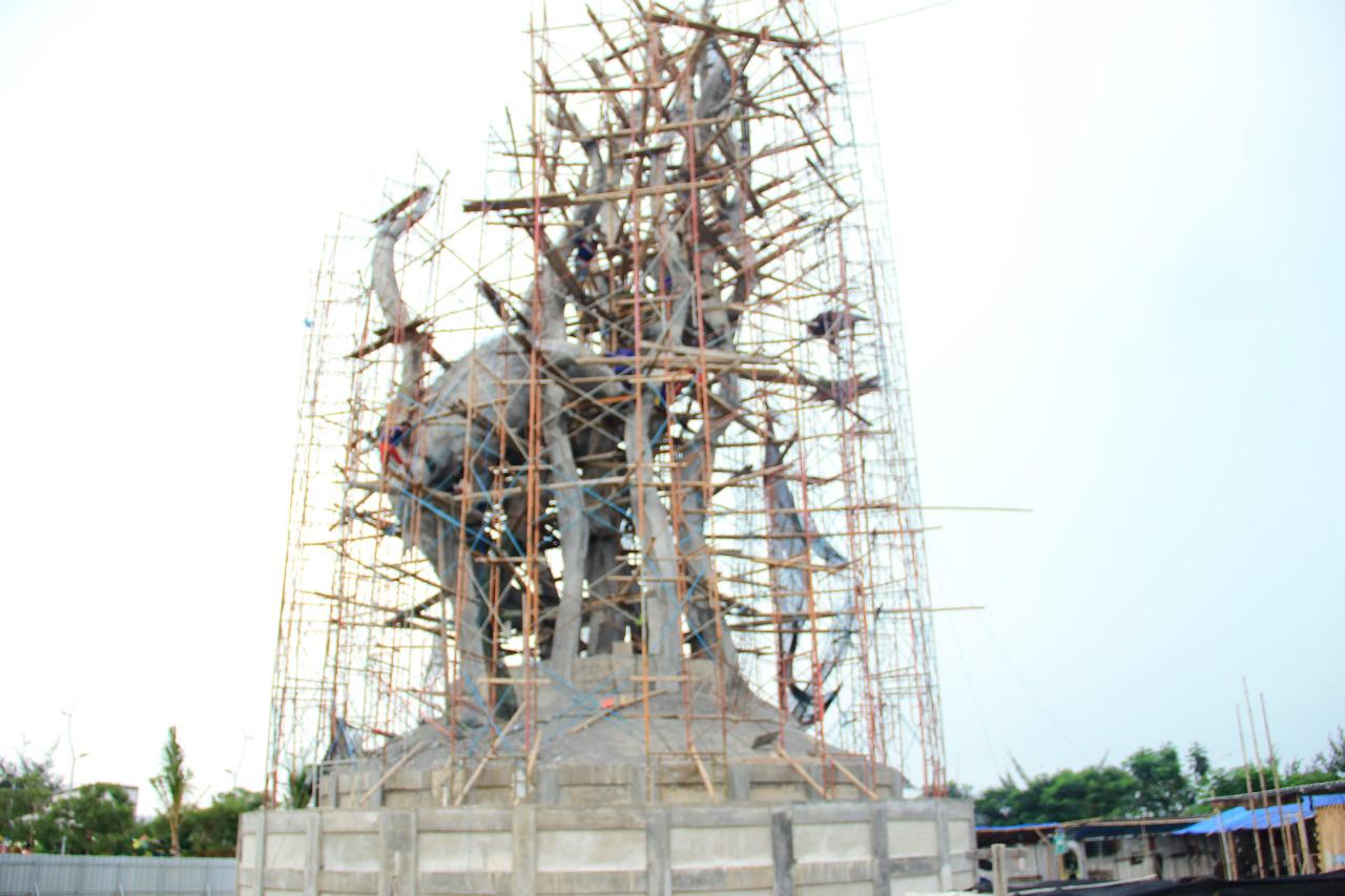 Setelah Patung Suroboyo, Pemkot Bangun Jembatan Sentra Ikan Bulak