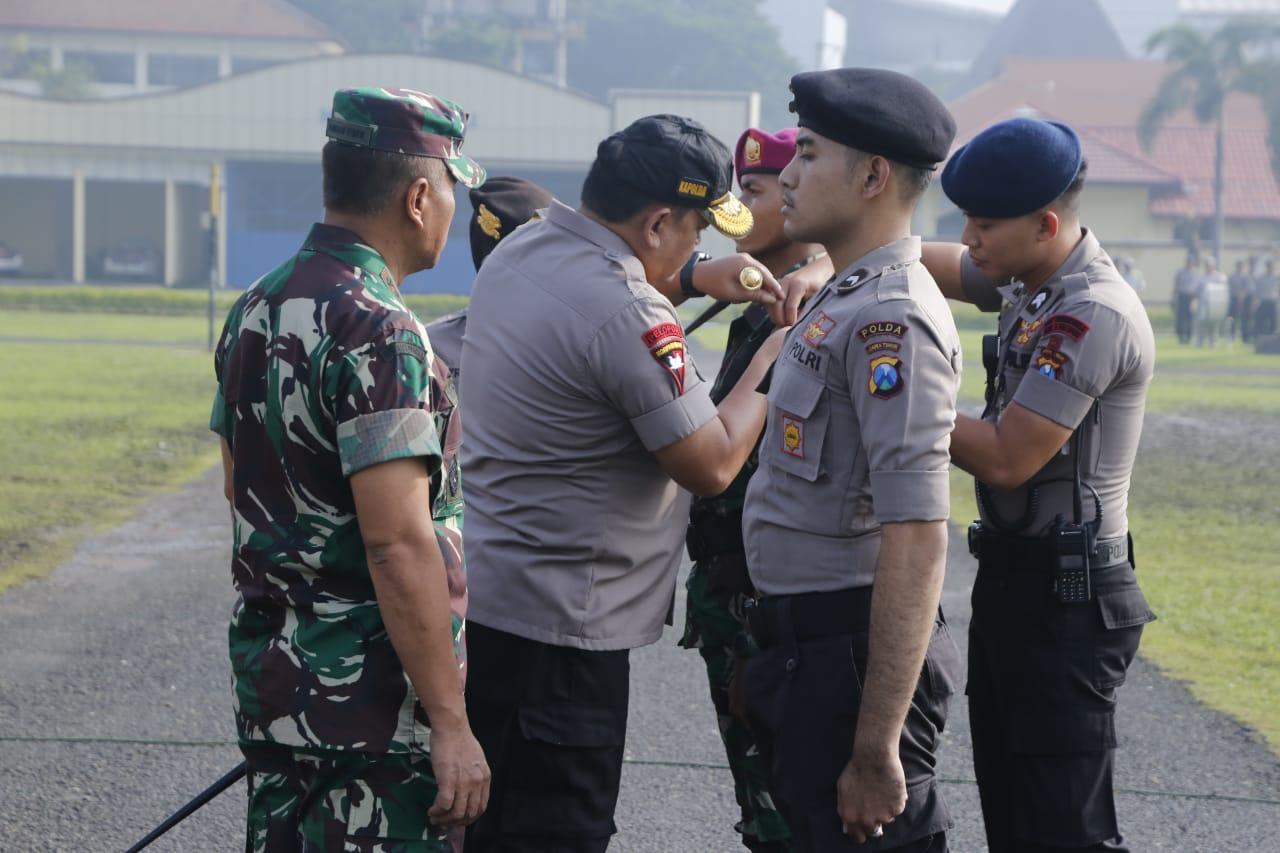 Pengamanan Pemilu Jatim Disiagakan 1.113 Personel dari Tim Gabungan