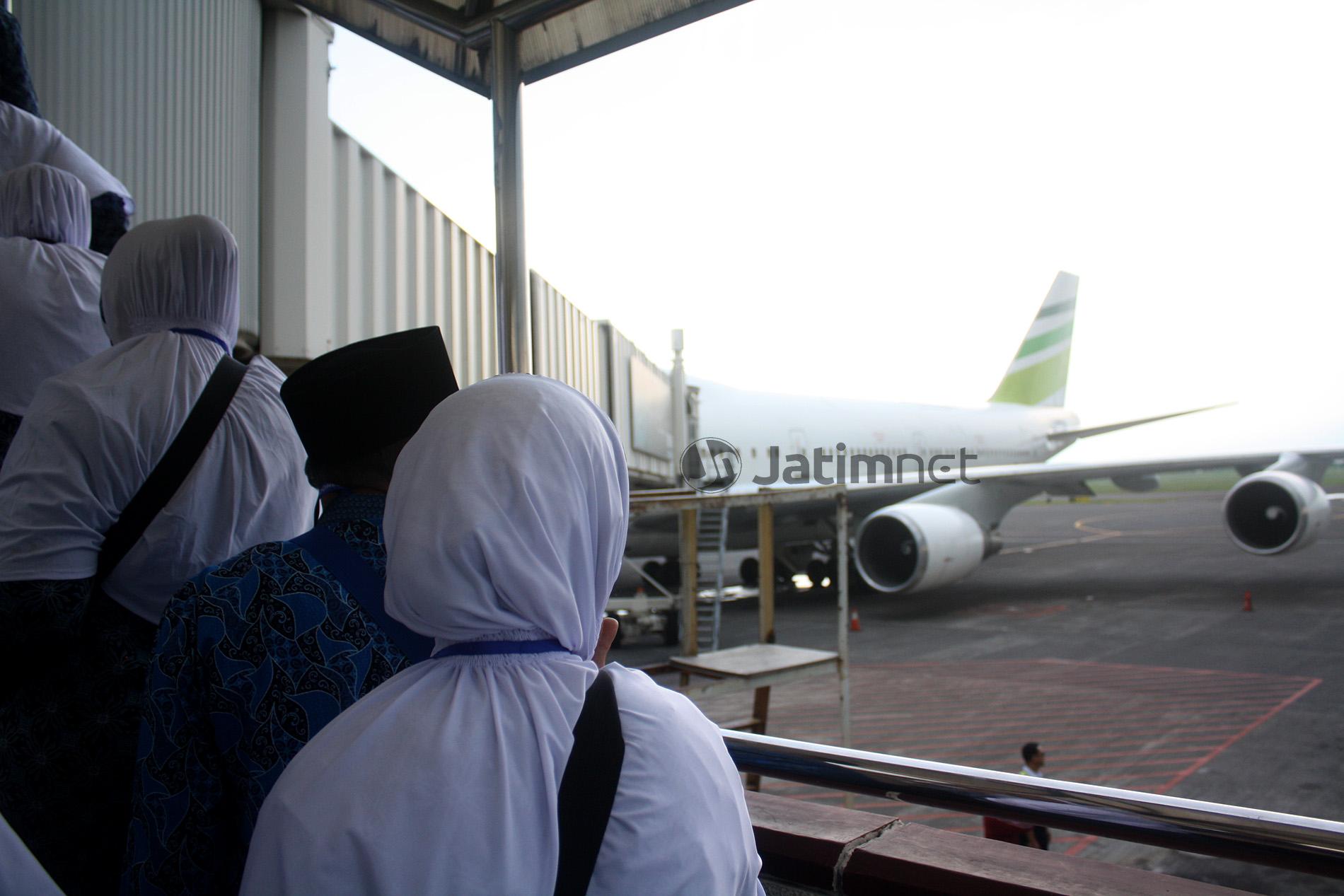 Penumpang Internasional Berkontribusi Besar di Bandara Internasional Juanda