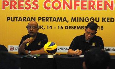 Jakarta Garuda Pilih GOR Tridharma sebagai Kandang