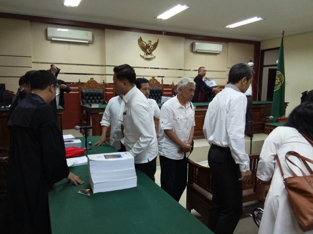 Terdakwa Kasus Korupsi DPRD Kota Malang Jalani Sidang Tuntutan