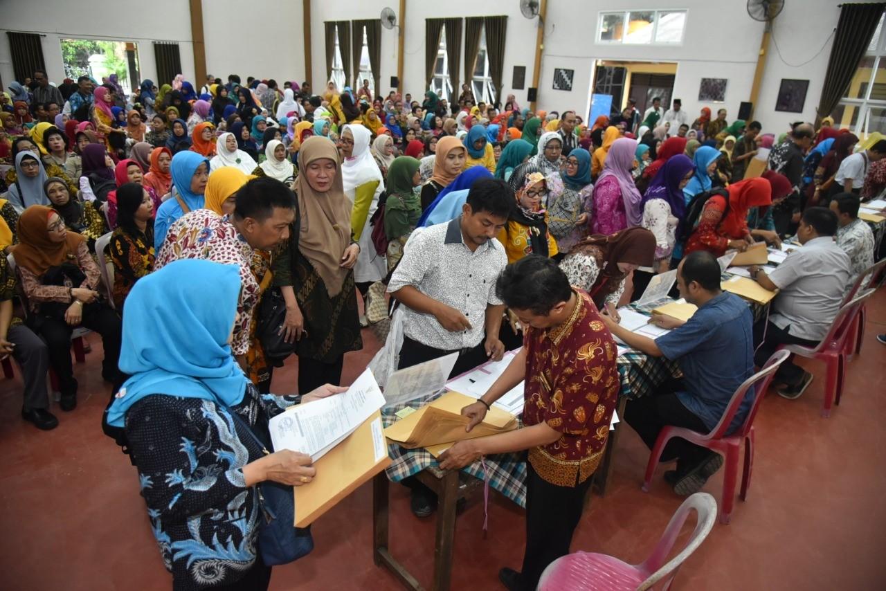 Begini Pemkot Surabaya Layani Pengurusan SK Kenaikan Pangkat Guru