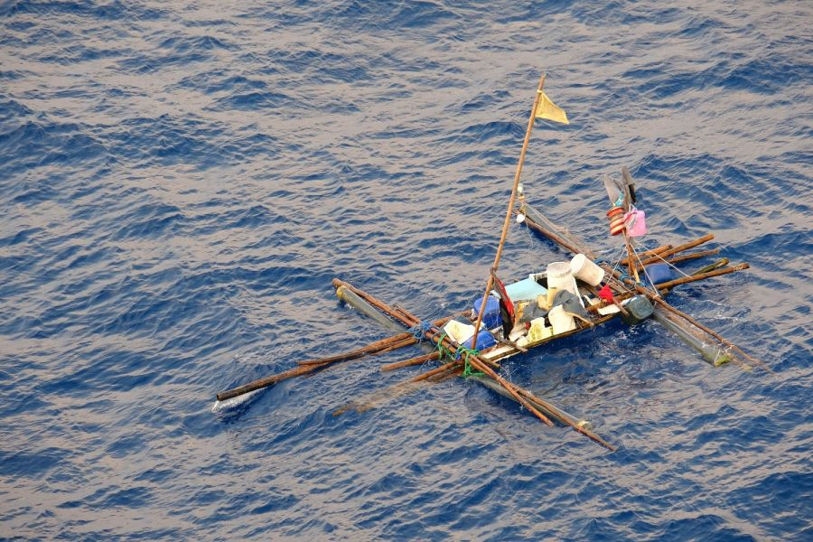 Nelayan Indonesia Terdampar di Perairan Malaysia