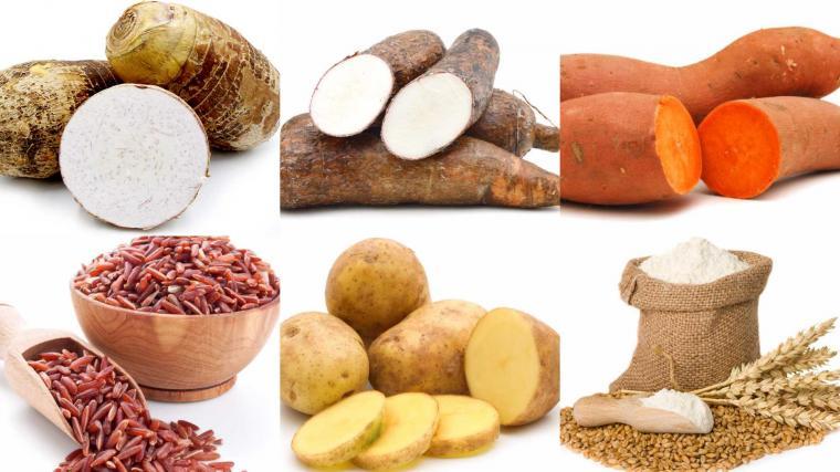 Contoh Makanan yang mengandung Karbohidrat tinggi