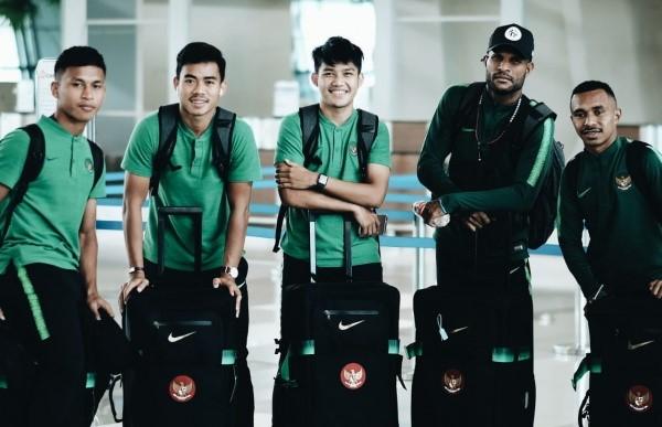 Timnas Indonesia Siap Tempur di Piala AFF U-22
