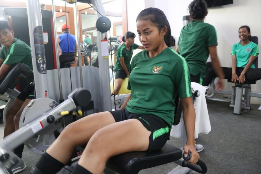 Kualifikasi Pra Olimpiade Tokyo, Timnas Wanita Berjuang Taklukkan Myanmar