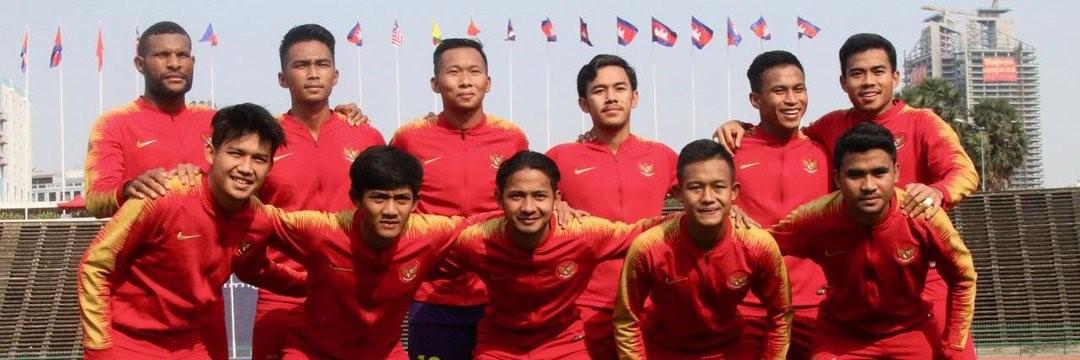 Timnas U-23 Kalah 0-4 dari Thailand