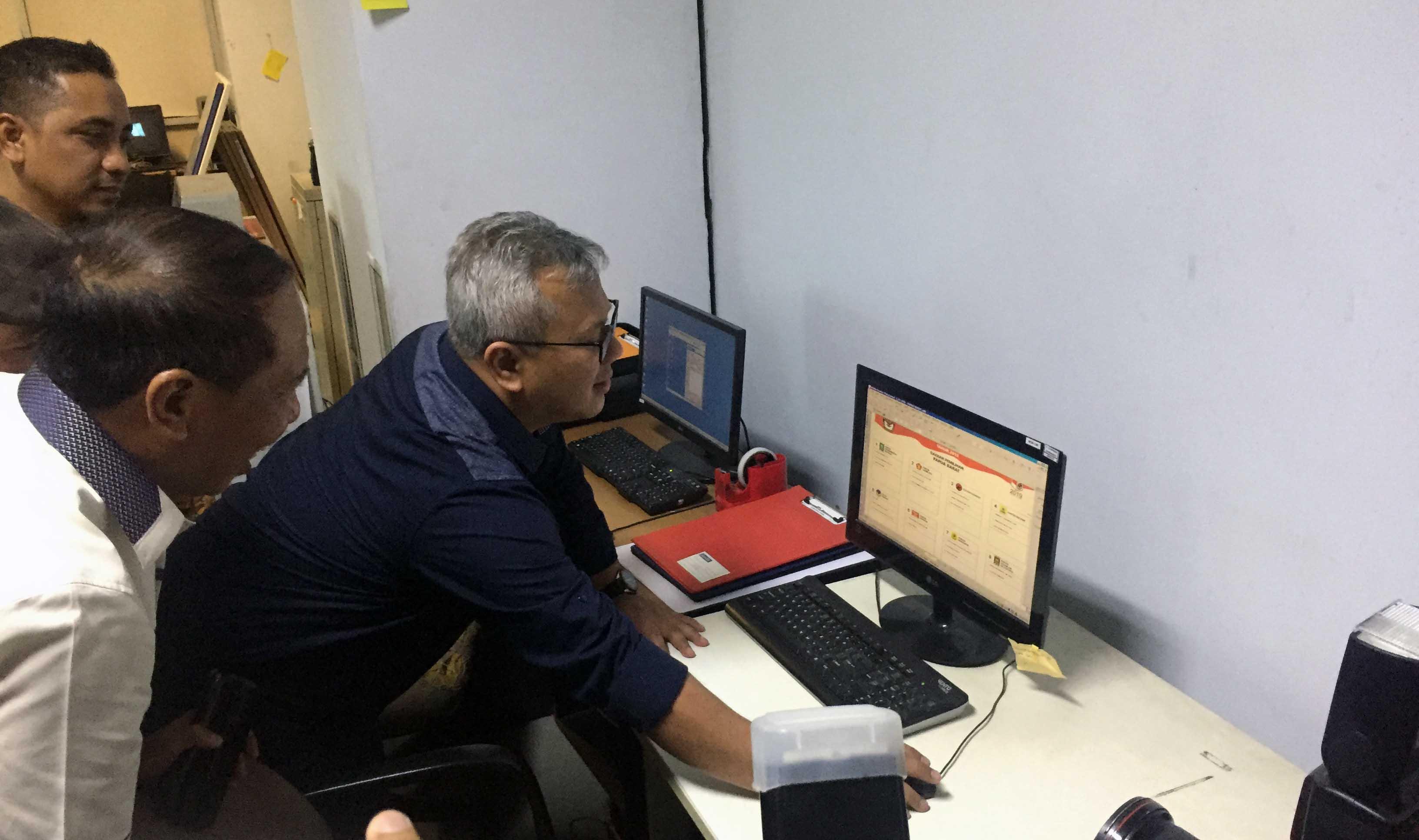 Cetak Surat Suara Perdana, Arief Budiman: Ini Bukan Hoaks