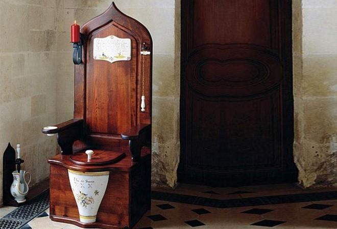 Lima Toilet Mahal di Dunia