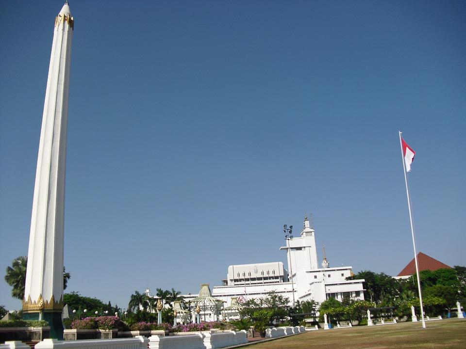 Begini Sejarah Dua Alun-alun Lawas di Surabaya