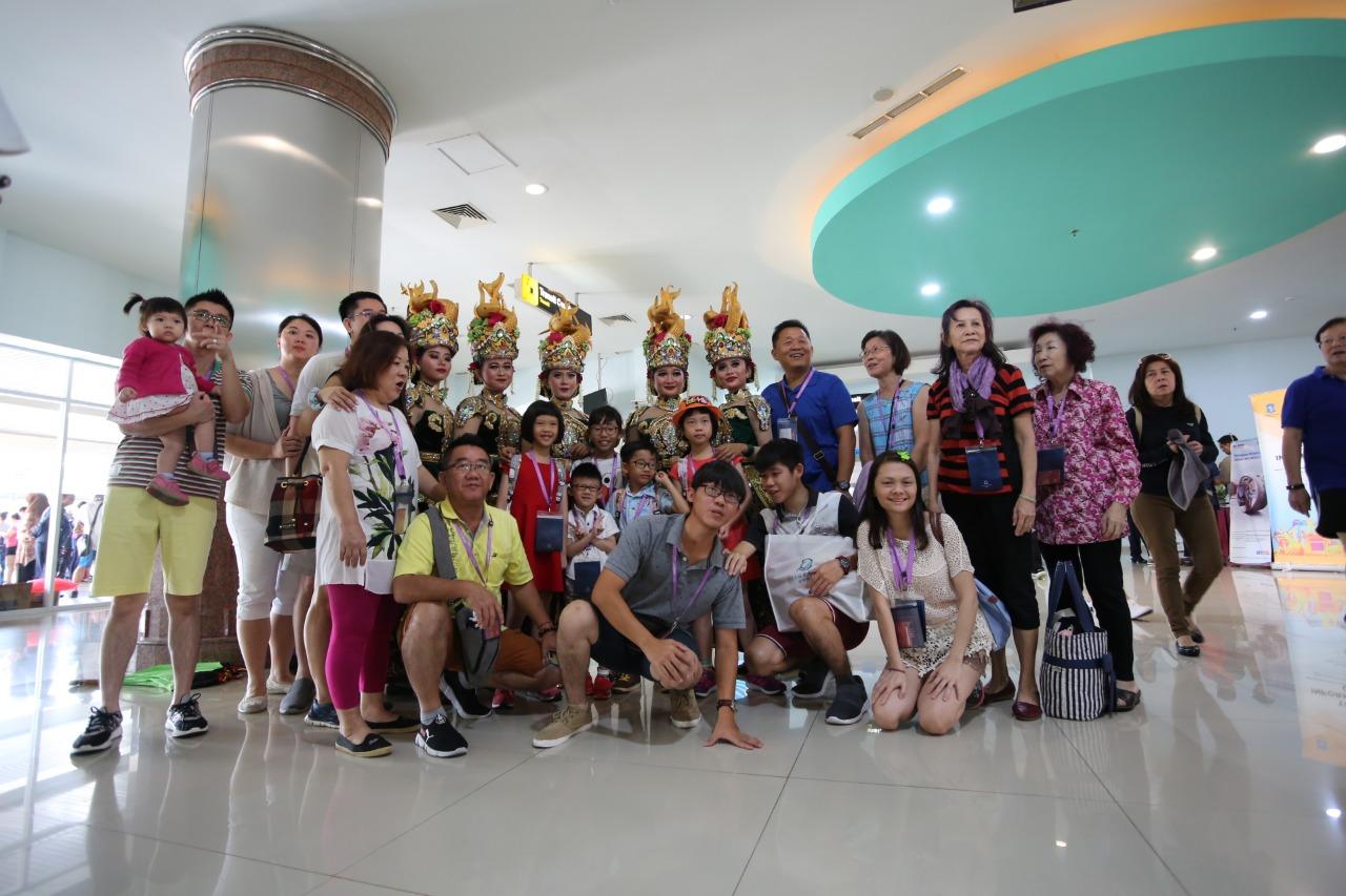 Genting Dream Cruise Ramaikan Kota Surabaya