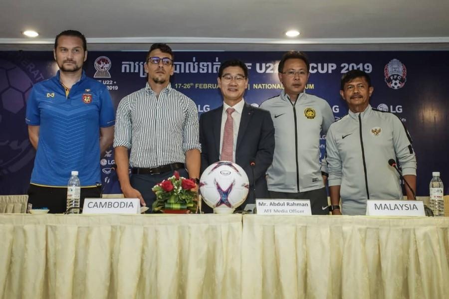 Garuda Muda Siapkan Skuat Terbaik Hadapi Myanmar