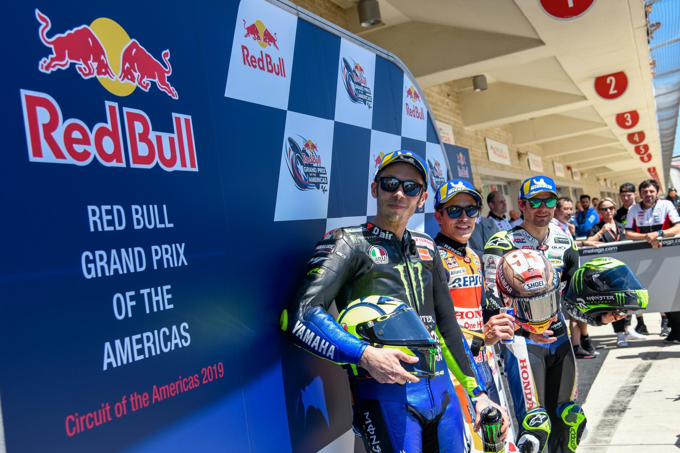 Rossi Merasa Lebih Kuat di Amerika