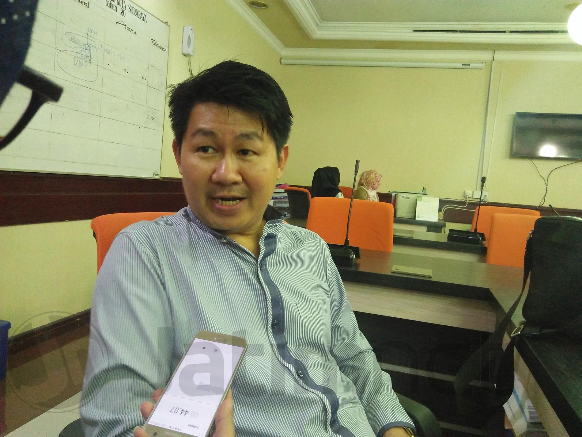 Dewan Surabaya Minta Kebijakan Wali Kota Libatkan Semua Pihak