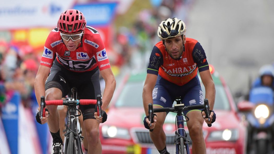 Vincenzo Nibali Tinggalkan Bahrain-Merida di Akhir Musim