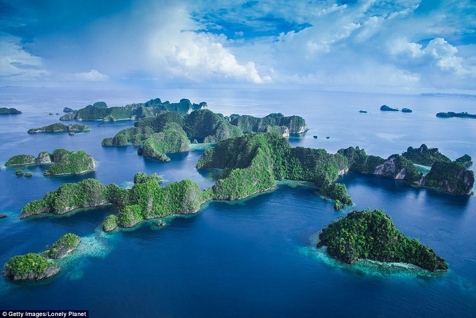 Indonesia Masuk Lima Besar Negara Instagramable