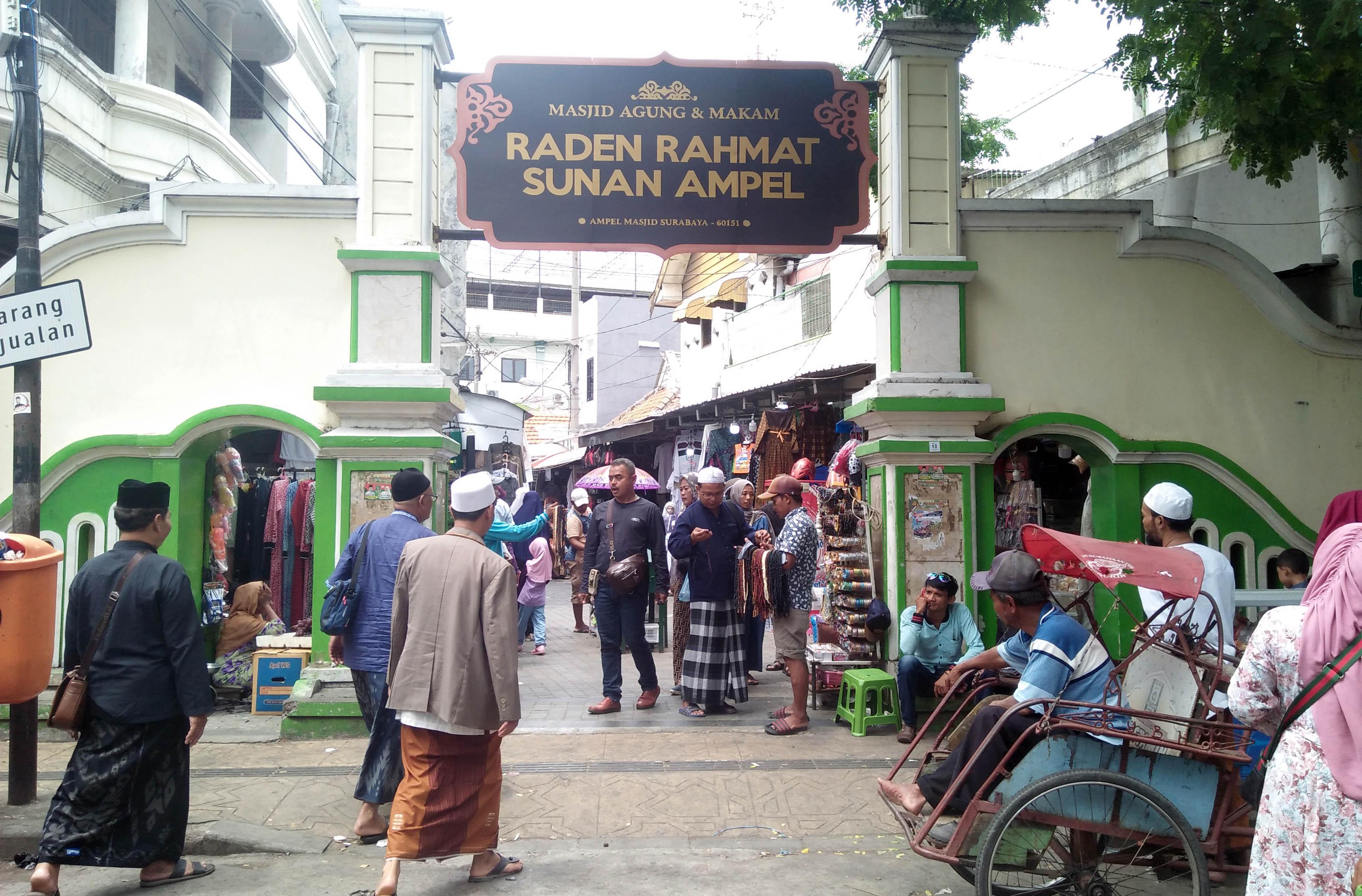 Potensi Wisata Halal di Jatim Jadi Andalan